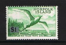 Birds Norfolk Island Stamps