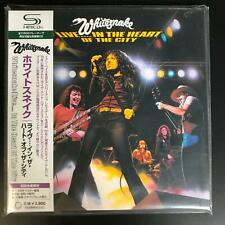 Whitesnake – Live....In The Heart Of The City [Japanese Import with OBI]