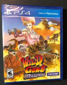 Wild Guns Reloaded (PS4) NEW