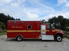 2011 International 4300 Horton Ambulance Dt466 7.6L Diesel Florida Truck