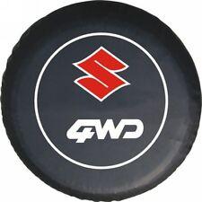 """Suzuki Samurai Vitara SX4 4WD Spare Wheel Tyre Tire Cover Bag Protector 26""""27""""S"""