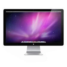 "Apple 27"" Cinema Display MC007ZM/A 16:9 LED LCD IPS Monitor -  guter Zustand"