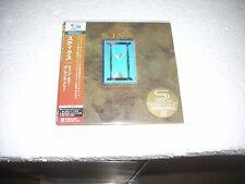 STYX - EDGE OF THE CENTURY - JAPAN CD MINI LP