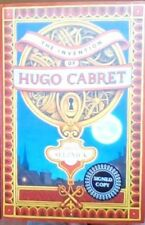 The Invention of Hugo Cabret Brian Selznick 2007 Hardcover signed 1st Edition