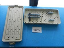 Bionx Surgical Orthopedic Smartnail Instrument Set W/ Case