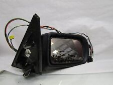 BMW 7 series E38 V12 91-04 V12 OS right front wing door mirror - black