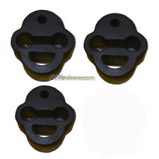 FORD FAIRLANE NF NL 6CYL V8 EXHAUST HANGER RUBBER MOUNTS KIT
