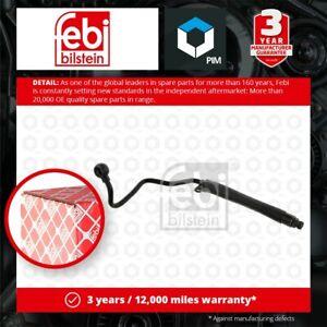 Power Steering Pipe Hose 33937 Febi 4B0422893 4B0422893A 4B0422893G Quality New