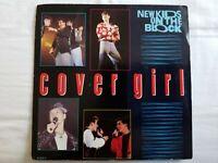 """New Kids On The Block - Cover Girl 7"""" Vinyl Single"""