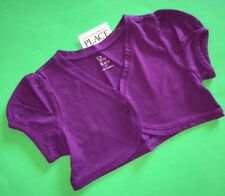 NEW! Baby Girls TCP Cardigan Button Shirt 3T Purple SS Gift! $16.95 Dress Easter