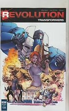 IDW COMICS TRANSFORMERS REVOLUTION ONE SHOT OCTOBER 2016 SUBS VARIANT NM