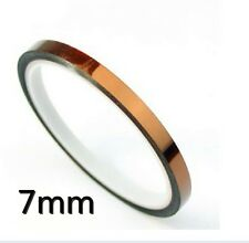 """1/4"""" x 100ft Kapton Tape High Temperature For BGA Polyimide film (0.25"""" x 33M)"""