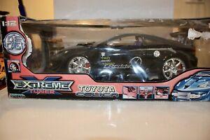 Kentoys 1/12 Scale Toyota Celica S-15 Extreme Tuner  Diecast Model Car Black