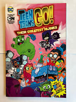 Teen Titans Go! Their Greatest Hijinks - DC Comics 2018 TPB Graphic Novel - NEW!
