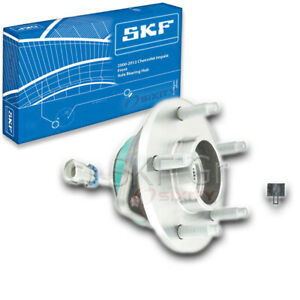 SKF Front Axle Bearing and Hub Assembly for 2000-2013 Chevrolet Impala hx
