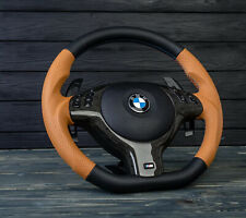 BMW OEM Custom Leather M Sport E46 M3 SMG ZCP steering wheel carbon e39 m5