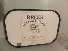 Bell'S WHISKEY Vassoio Melamina tipo