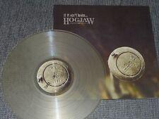 LP HOGJAW If It Ain´t Broke CLEAR VINYL / US-Southern Rock / Lynyrd Skynyrd