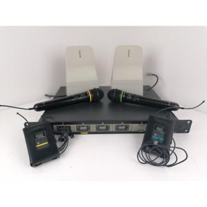 KIT MICROFONICO SONY - MB-806A - 4 X WRU-806A - 2 X WRT-810A - 2 X WRT-822A