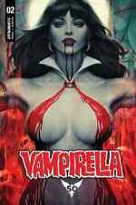 VAMPIRELLA 2 STANLEY ARTGERM LAU 1st PRINT COVER A NM PRE=SALE
