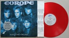 Europe	Out of this World	UK LIMITED COLLECTORS EDITION RED VINYL LP (67)