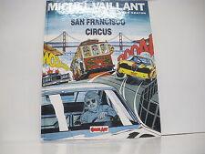 Michel Vaillant San Francisco circus Jean Graton ( BA5 )