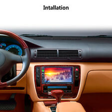 """MP5 MP3 Radio Player Phone Quick Charge GPS Navigation Bluetooth call FM 7"""" 2Din"""