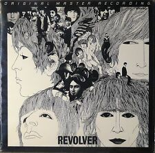 THE BEATLES – REVOLVER - MFSL 1-107 - LP Neu OVP Sealed