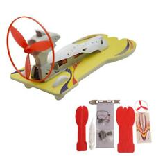 Assembly Wind Power Aerodynamic Speedboat Model Amphibious Electr