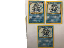 pokemon base set- uncommon- Second Evolve Forms- Water Type- Vintage-NM/LP Cards