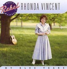 "RHONDA VINCENT, CD ""MY BLUE TEARS"" NEW SEALED"