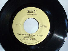 Benny Strong: Five Foot Two, Eyes of Blue / When I Take My Sugar....  [Unplayed]