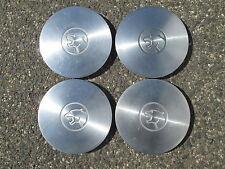 genuine 1985 to 1987 Mercury Cougar GT alloy wheel center caps hubcaps