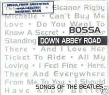 THE BEATLES DOWN ABBEY ROAD BOSSA NOVA TRIBUTE CD 2009