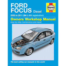 buy haynes focus 2010 car service repair manuals ebay rh ebay co uk Ford Focus Interior Manual haynes manual ford focus diesel 2010