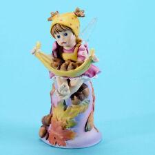 My Little Kitchen Fairies Bell Autumn Fairie NIB Free Shipping #4025590