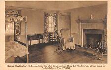 Fredericksburg Va George Washington'S Mother'S House Lot Of 2 Postcards c1930s