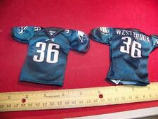 1/6 Scale Cy Girl Female Philadelphia Eagles Westbrook #36 Football Jersey