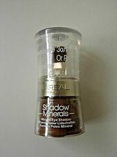 L'Oreal - Colour Minerals Eye Shadow - 13 Bronze Gold