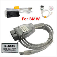 Car For BMW Reader Scanner  INPA K+DCAN USB Interface Electric OBD2 Diagnostic