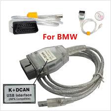 Car For BMW Reader Scanner  INPA K+DCAN USB Interface Electric OBD2 Diagnostic