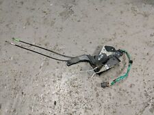 TOYOTA RAV4 DOOR LOCK LATCH OSF DRIVER SIDE RIGHT FRONT