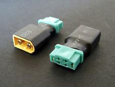 Ladekabel Adapter Adapterkabel XT60 Male auf MPX Female Stecker Buchse Lipo Akku
