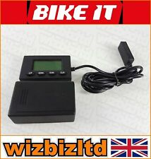 BikeTek Motorbike Track Day Lap Timer with wireless IR transmitter TIM011