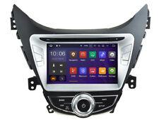 For Hyundai Avante i35 Elantra 2011-2013 Android 7.1 GPS Navi Wifi DVD Radio