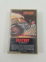 Fastway All Fired Up Cassette 1984 Columbia