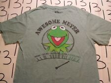 Small- The Muppets Kermit T- Shirt