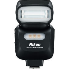 Nikon SB-500 AF Speedlight Flash 4814 For Nikon DSLR Camera (Black) Brand New