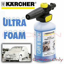 Karcher Snow Foam Lance Gun FJ10C Ultra Cleaner & Foam Nozzle 2.643-143.0 FJ 10