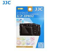 JJC GSP-XPRO2 9H Tempered Glass LCD Screen Protector FUJIFILM Fuji X-Pro2 XPro2